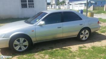 2000 Toyota Camry In Kingston Jamaica Car 91 Cars For Sale In