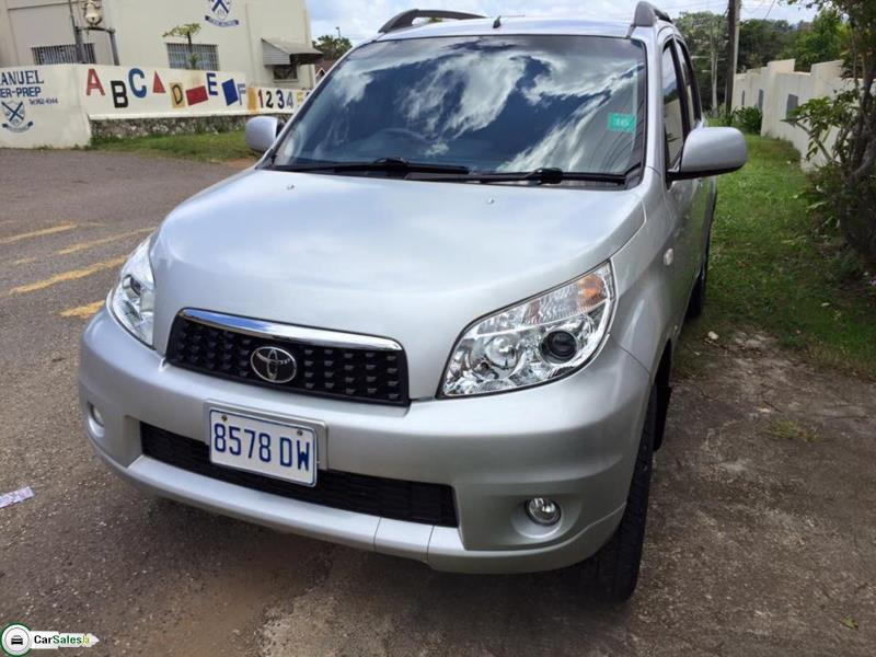 2008 Daihatsu Terios In Manchester Jamaica Car 37 Cars For Sale